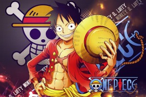 One Piece Luffy desktop wallpaper A11