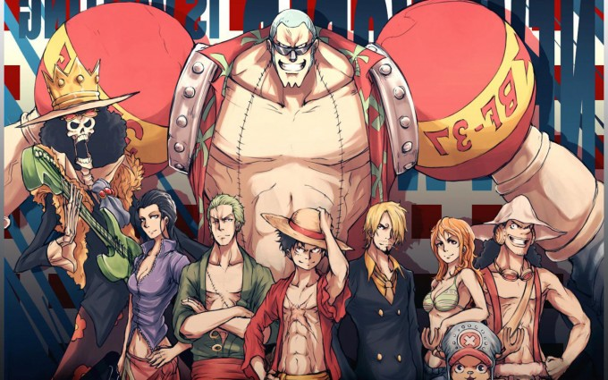 one piece Wallpapers A17 Nami, Tony Tony Chopper, Nico Robin, Roronoa Zoro, Monkey D. Luffy, Sanji manga anime desktop, laptops wallpapers free downloads.