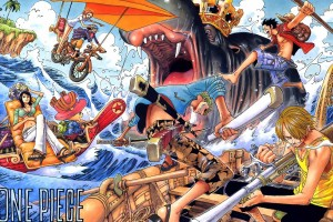 One Piece HD desktop wallpaper A7