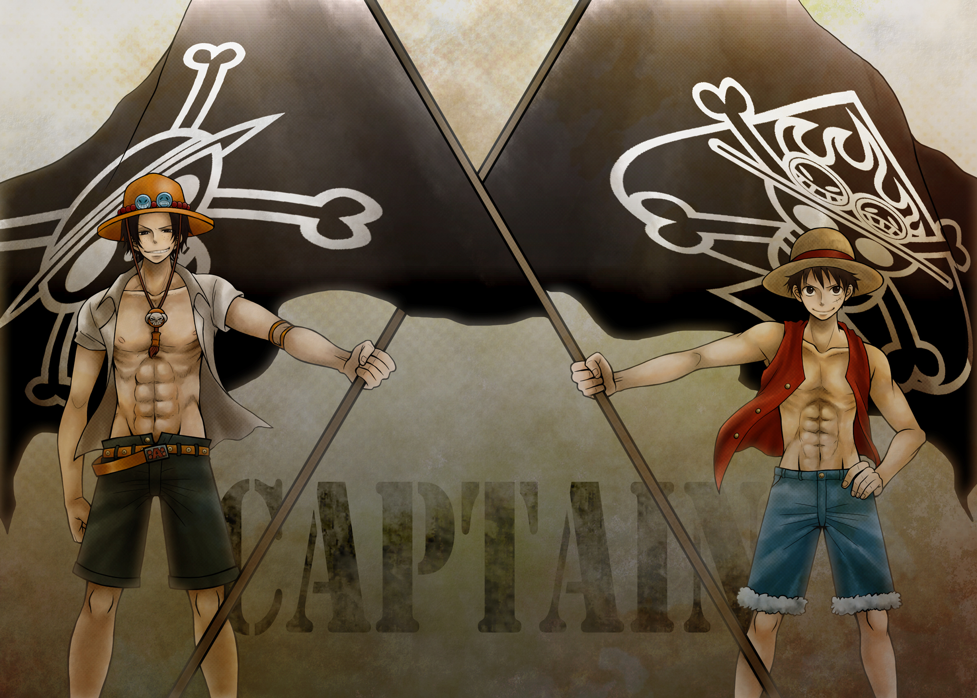 one piece Luffy monkey HD manga anime widescreen desktop wallpapers free download