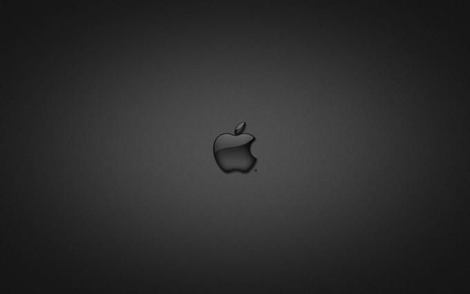 Apple Logo Wallpapers HD black