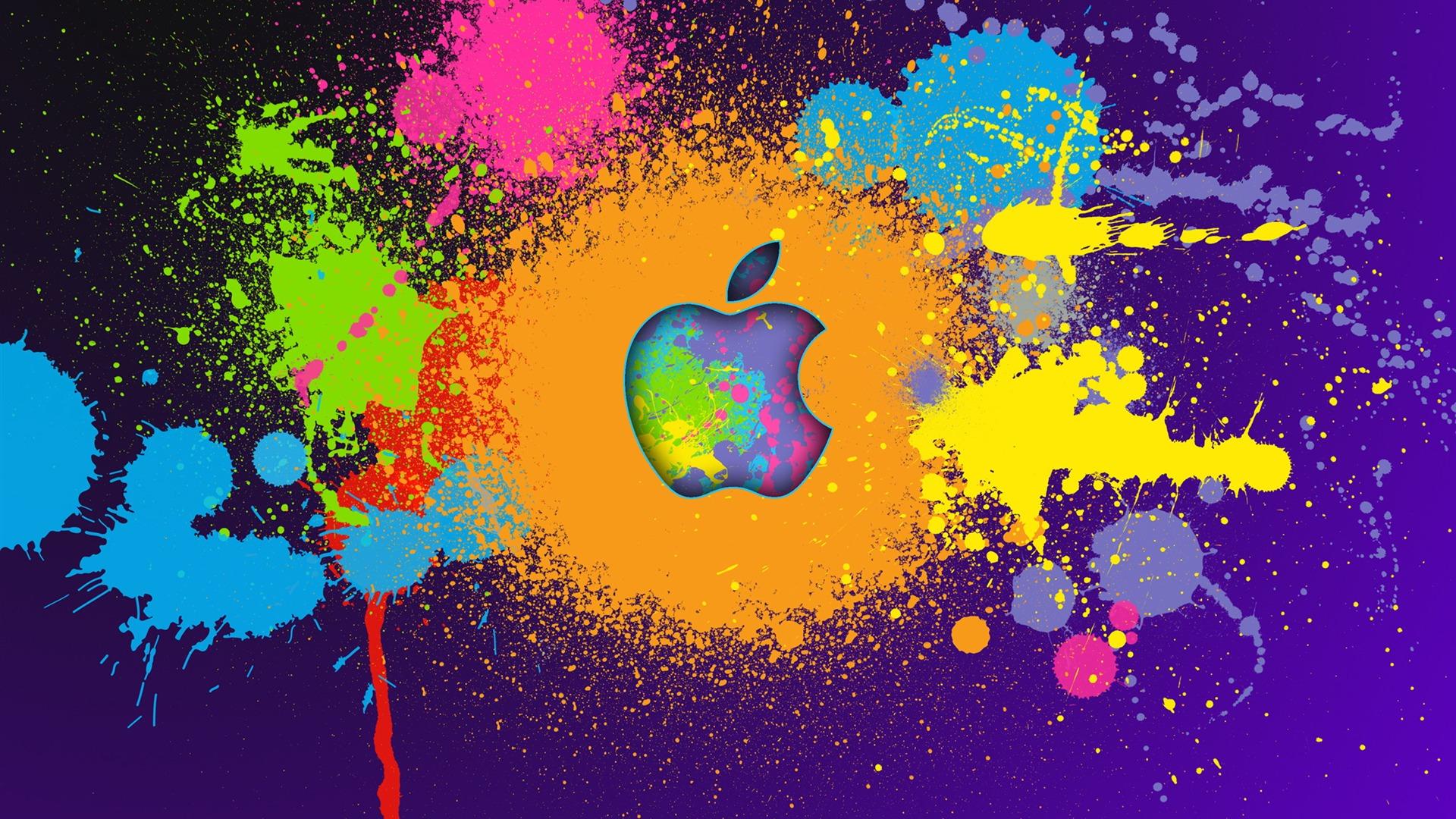 Apple Logo Wallpapers HD A23