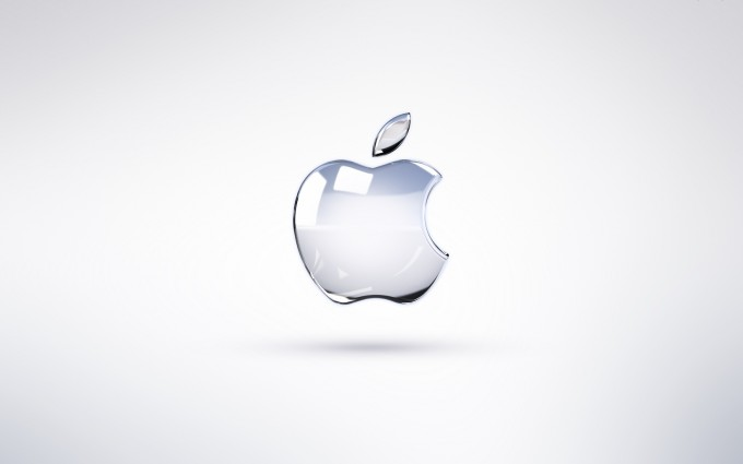 Apple Logo Wallpapers HD glass