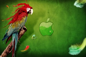 Apple Logo Wallpapers HD A4