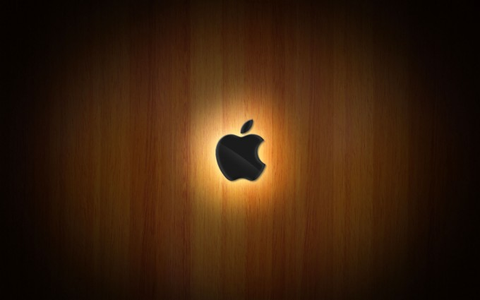 Apple Logo Wallpapers HD brown