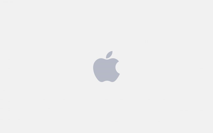 Apple Logo Wallpapers HD white