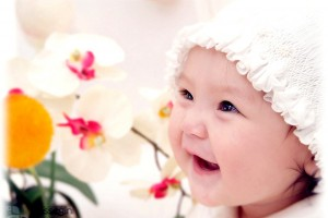 Baby Wallpapers flowers