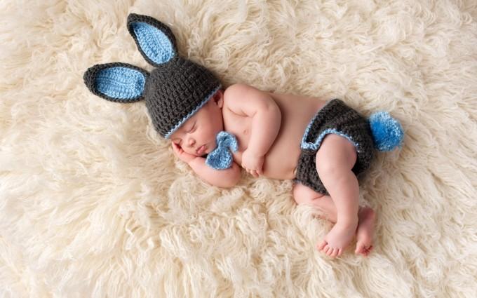 Baby Wallpapers rabbit
