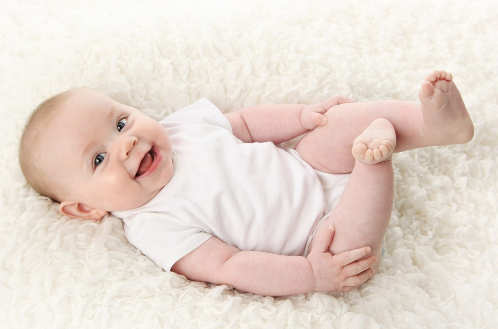Baby Wallpapers smile