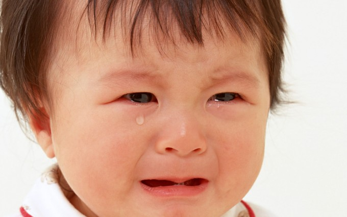 Baby Wallpapers tears