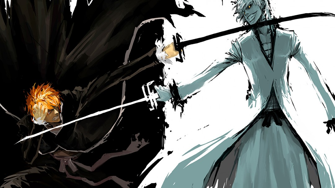 bleach wallpaper hd timeline ichigo hollow