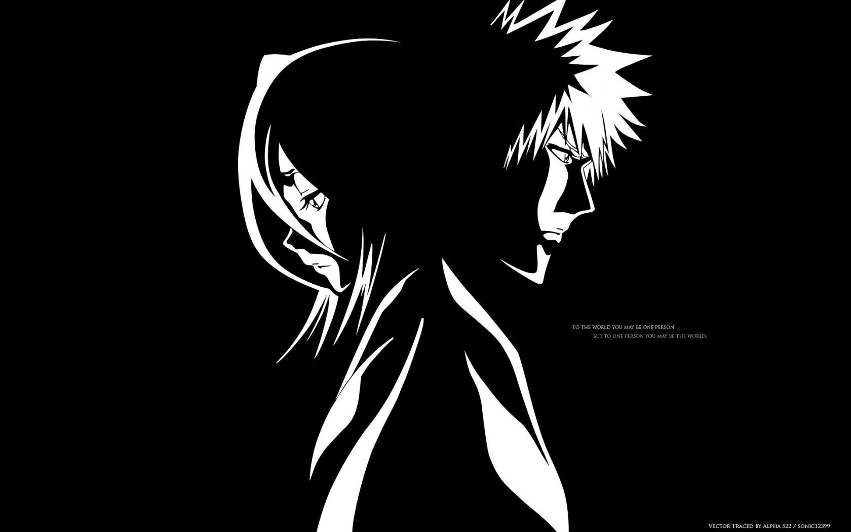 Bleach Wallpapers black background