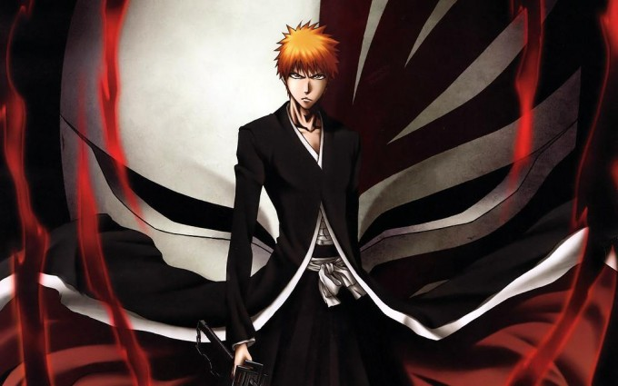 Bleach Wallpapers black suit