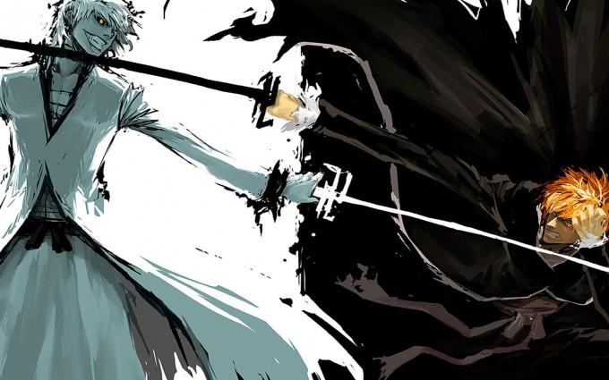 Bleach Wallpapers kill