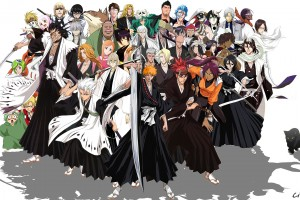 Bleach Wallpapers manga