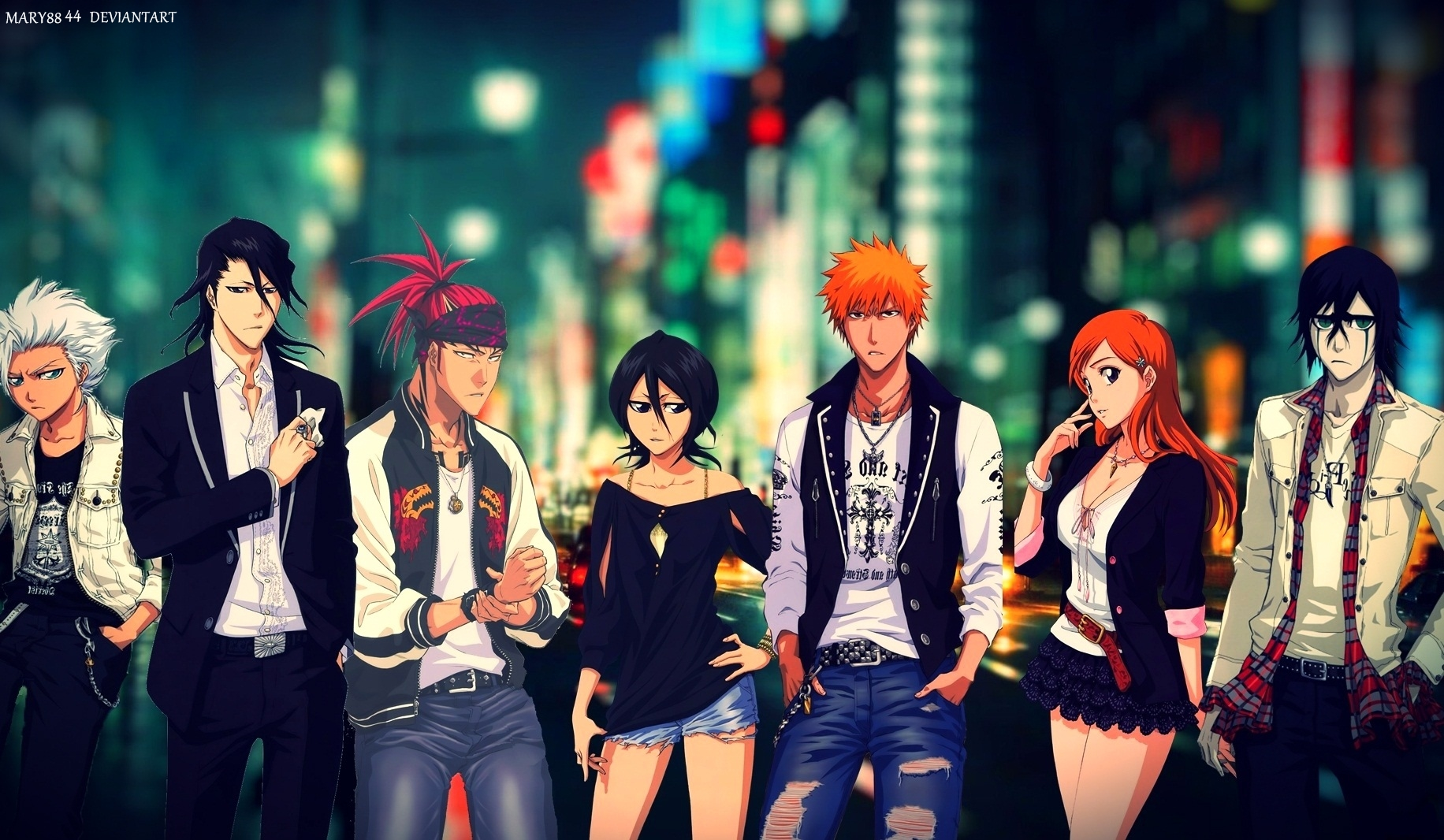Bleach Wallpapers team