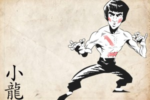 Bruce Lee Wallpapers HD cartoon