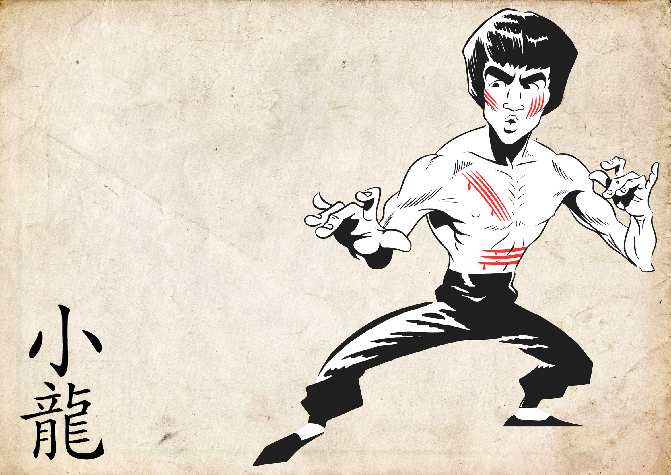 Bruce Lee Wallpapers HD A12
