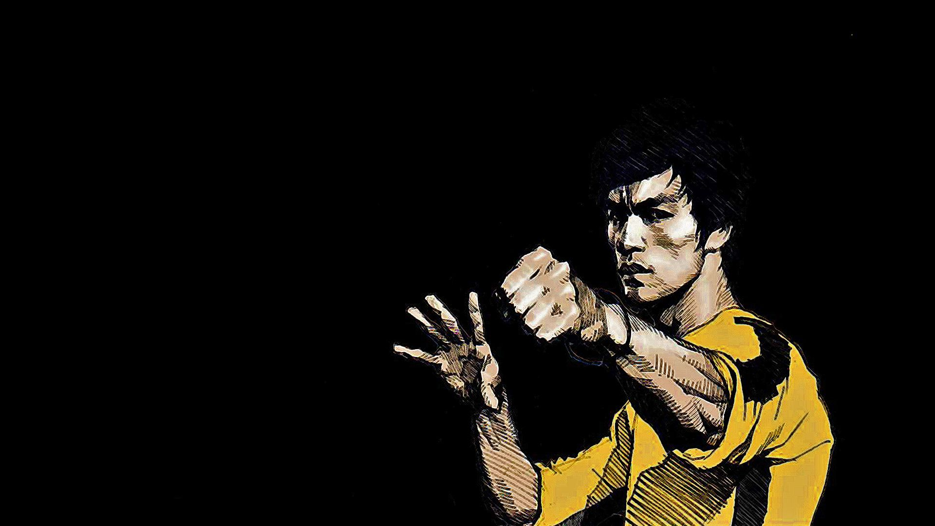 Bruce Lee Wallpapers HD A14