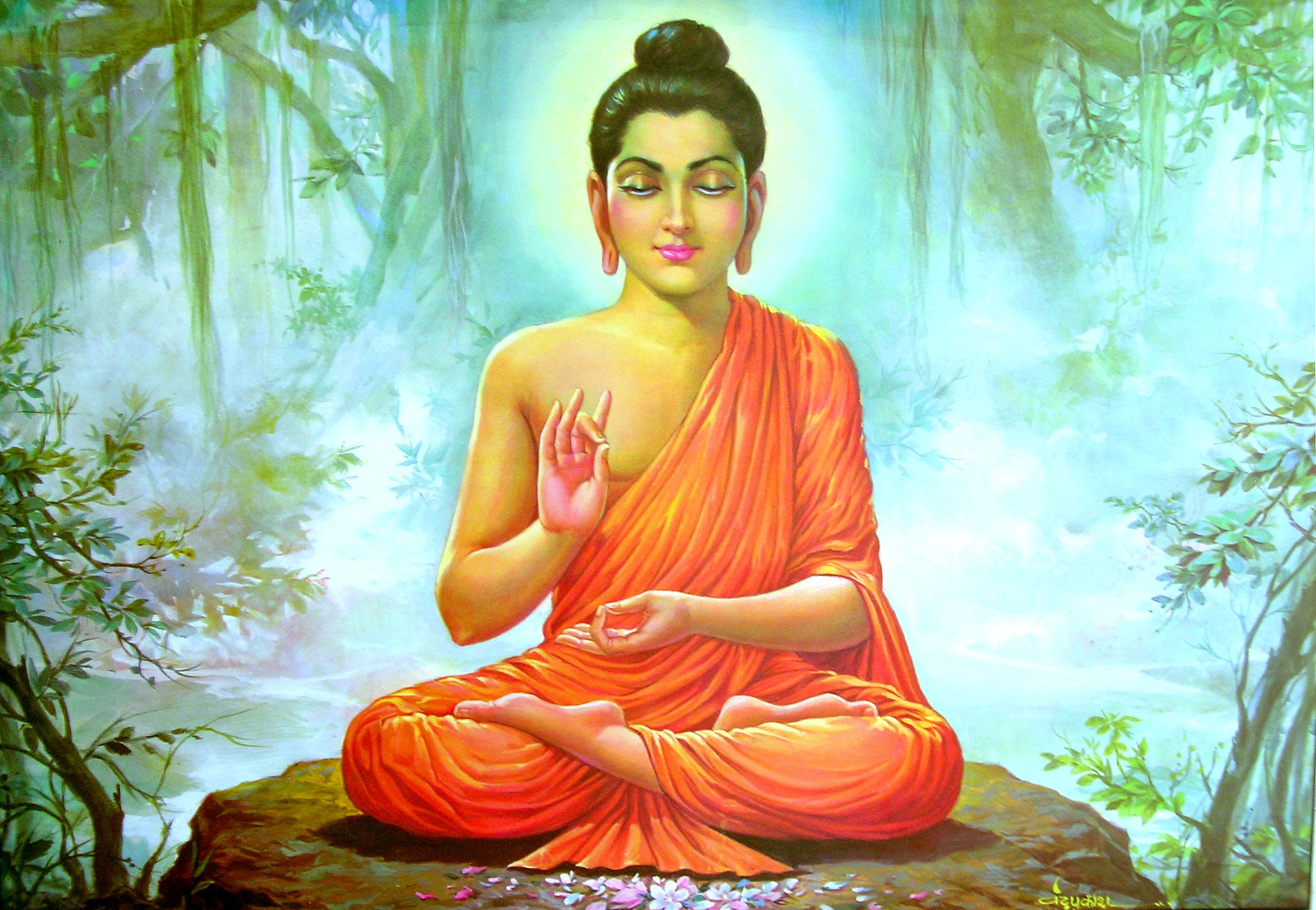 Buddha Wallpaper pictures HD humble