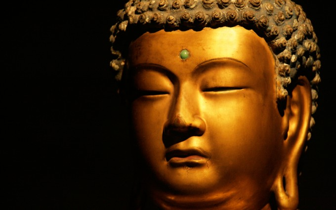 Buddha Wallpaper pictures HD bronze