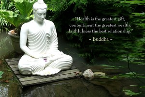 Buddha Wallpaper pictures HD green plants