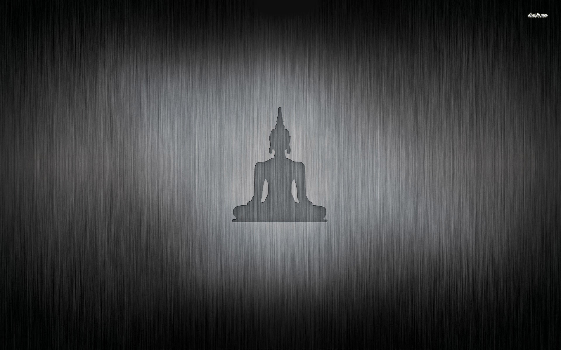 Buddha Wallpaper pictures HD black and white