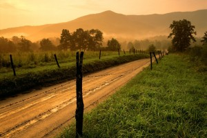 country wallpaper road