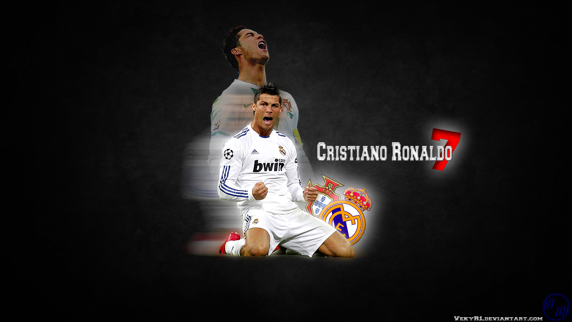 Cristiano Ronaldo Background Hd