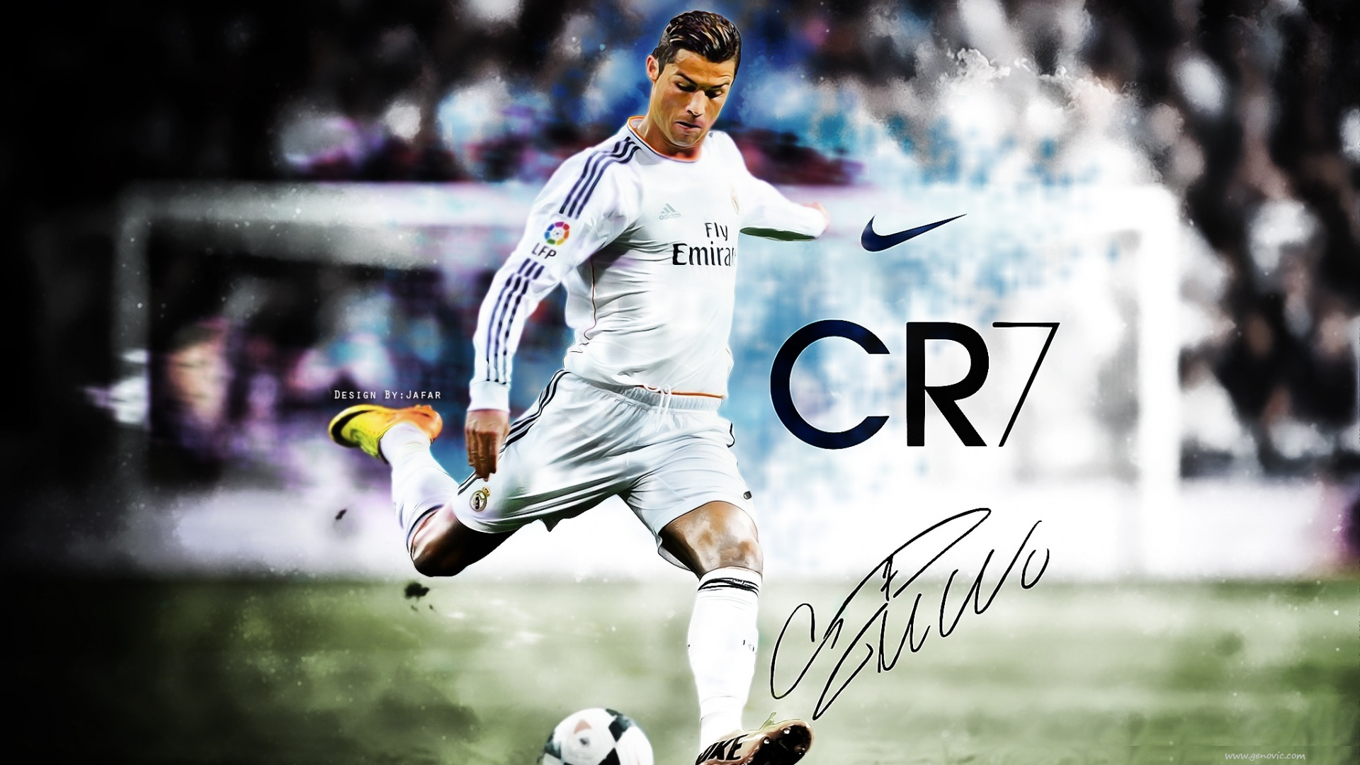 Cristiano Ronaldo Wallpapers HD 2013