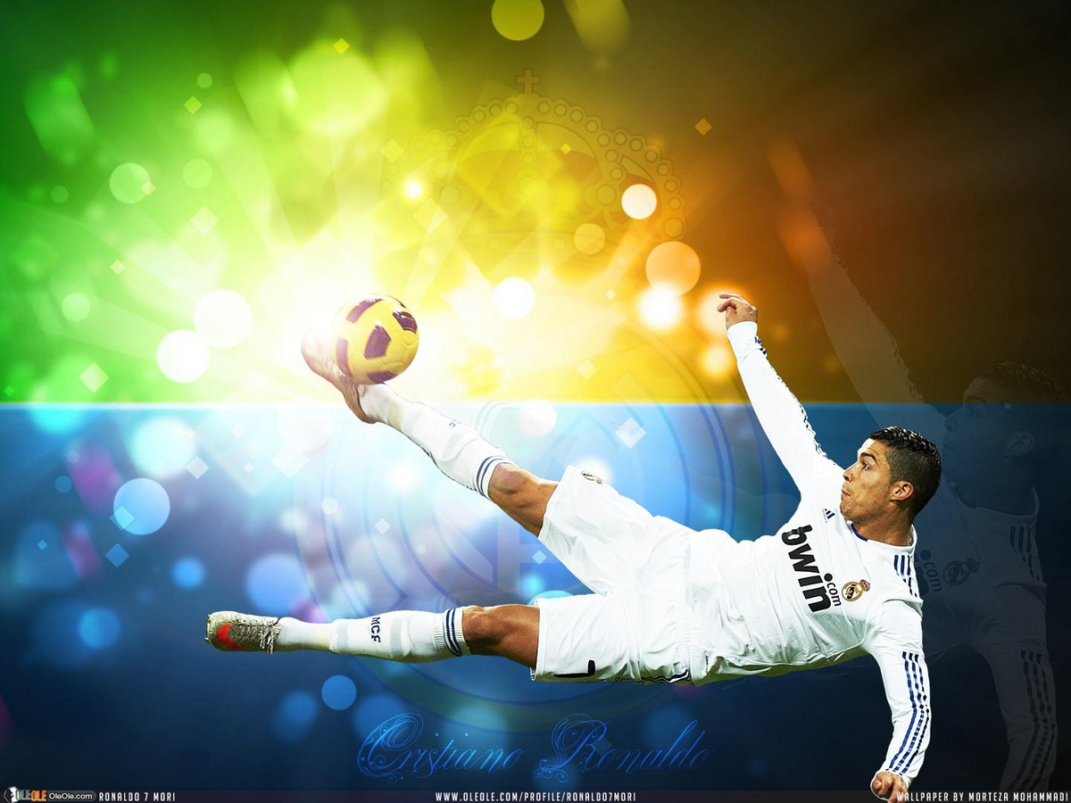 Cristiano Ronaldo Wallpapers HD A26