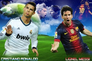 Cristiano Ronaldo Wallpapers HD Messi