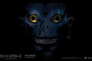 Death Note Wallpapers ryuk blue
