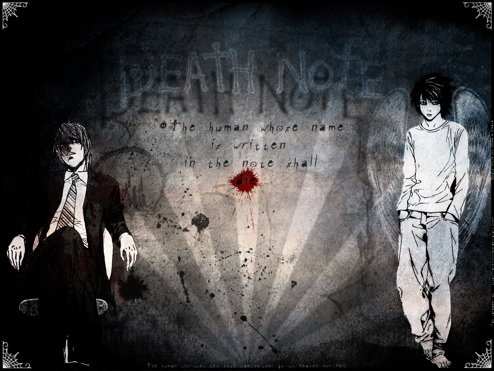 Death Note Wallpapers A3