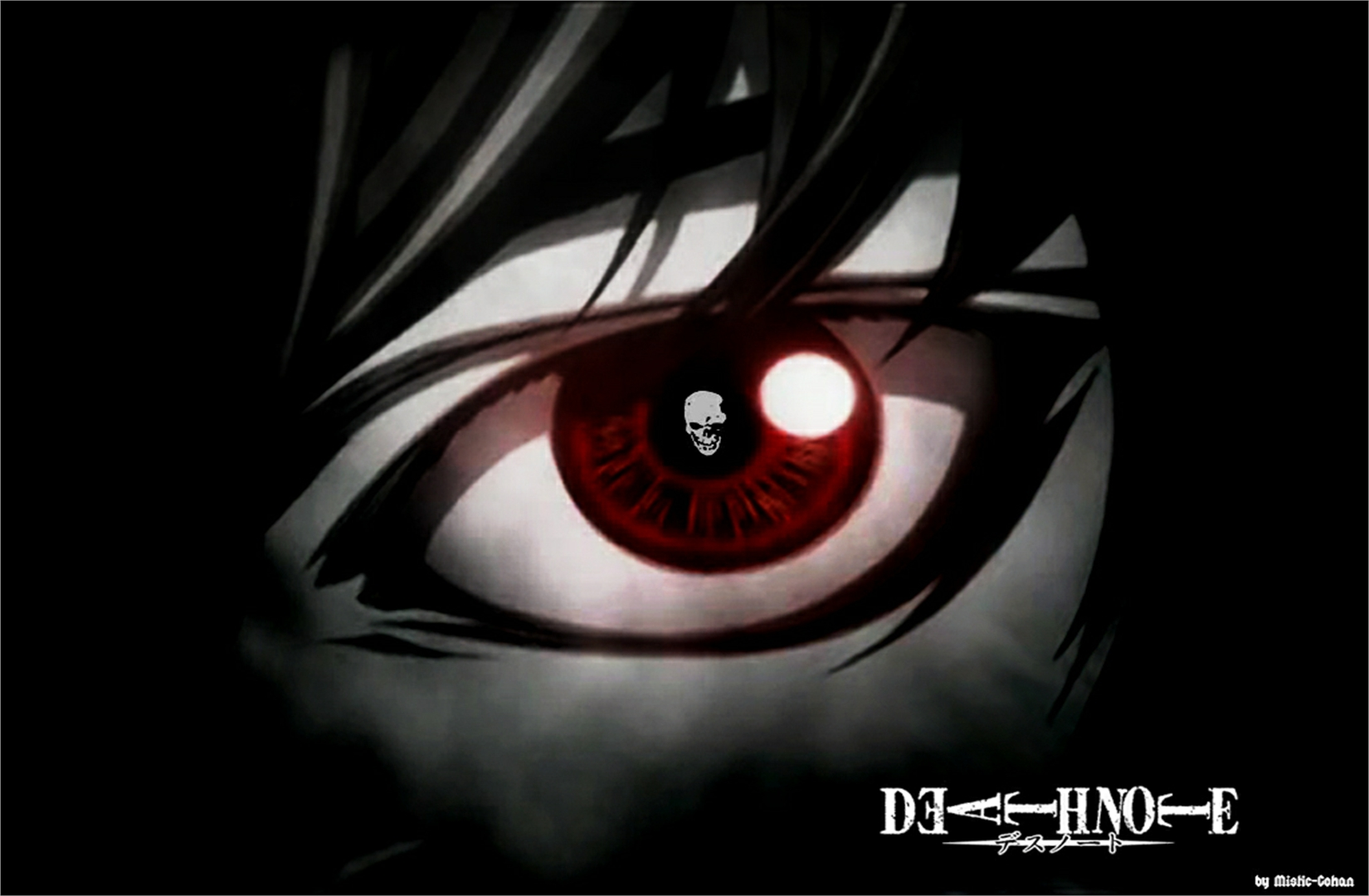 Death Note Wallpapers eyes