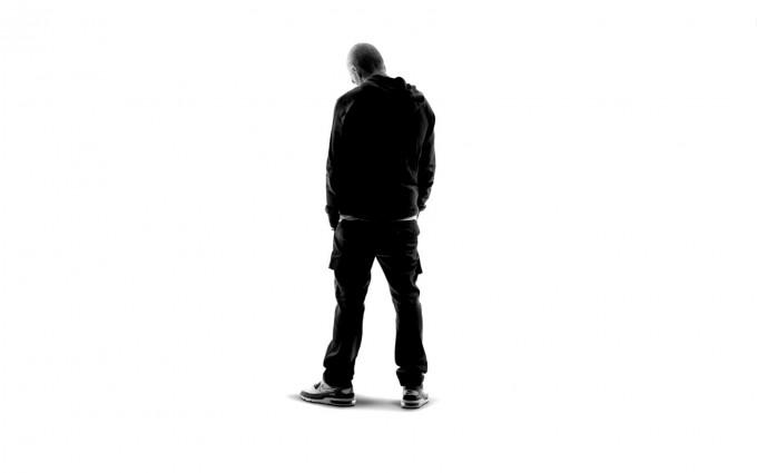 Eminem Wallpapers HD black pants