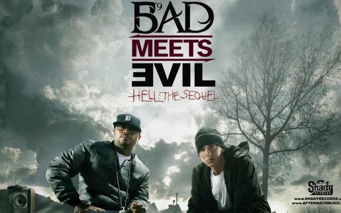 Eminem Wallpapers HD bad meets devil