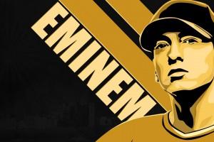 Eminem Wallpapers HD yellow cartoon