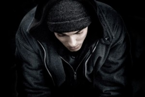 Eminem Wallpapers HD black hoodie