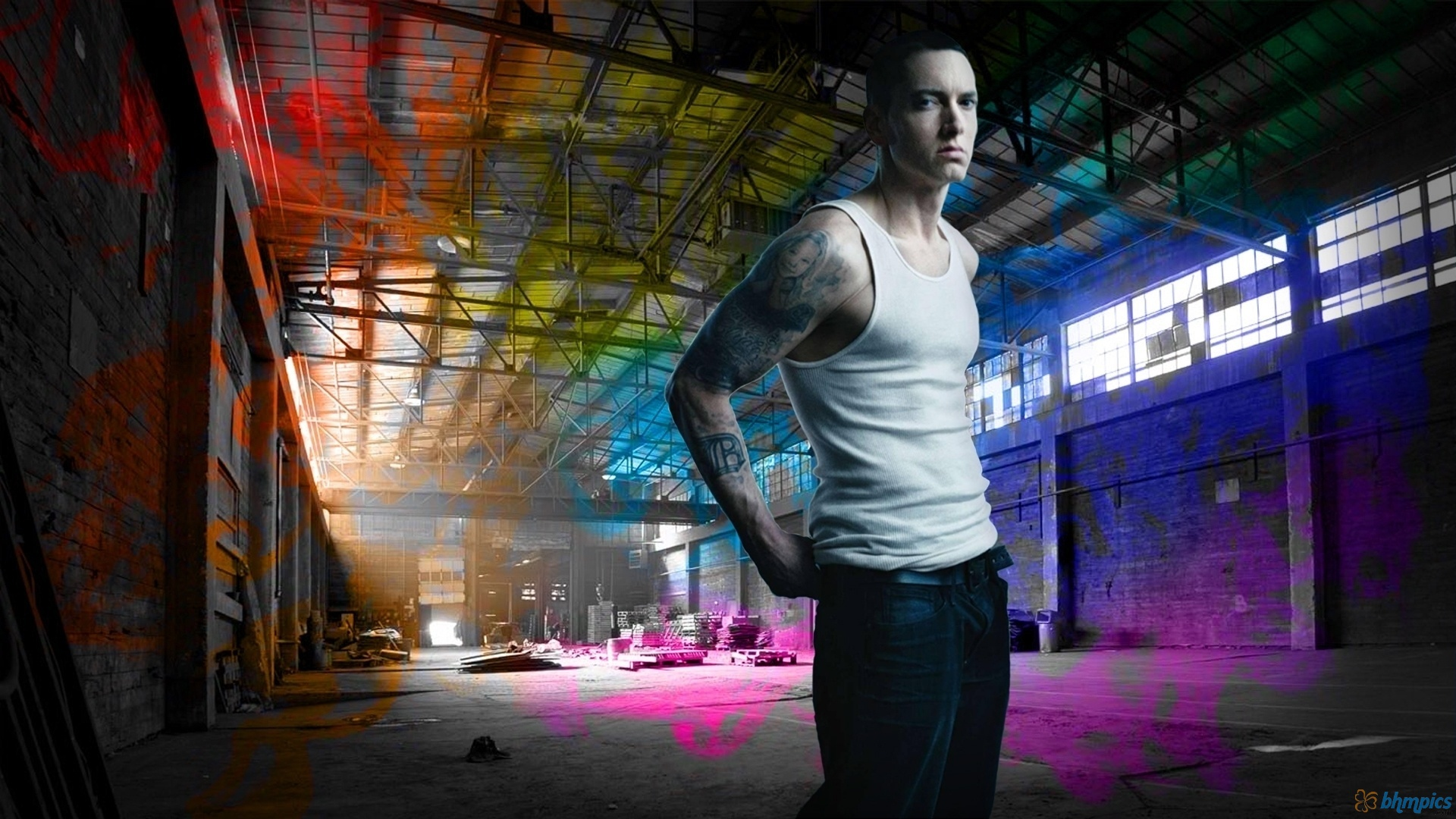 Eminem Wallpapers HD A41