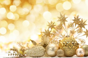 Gold Wallpapers christmas