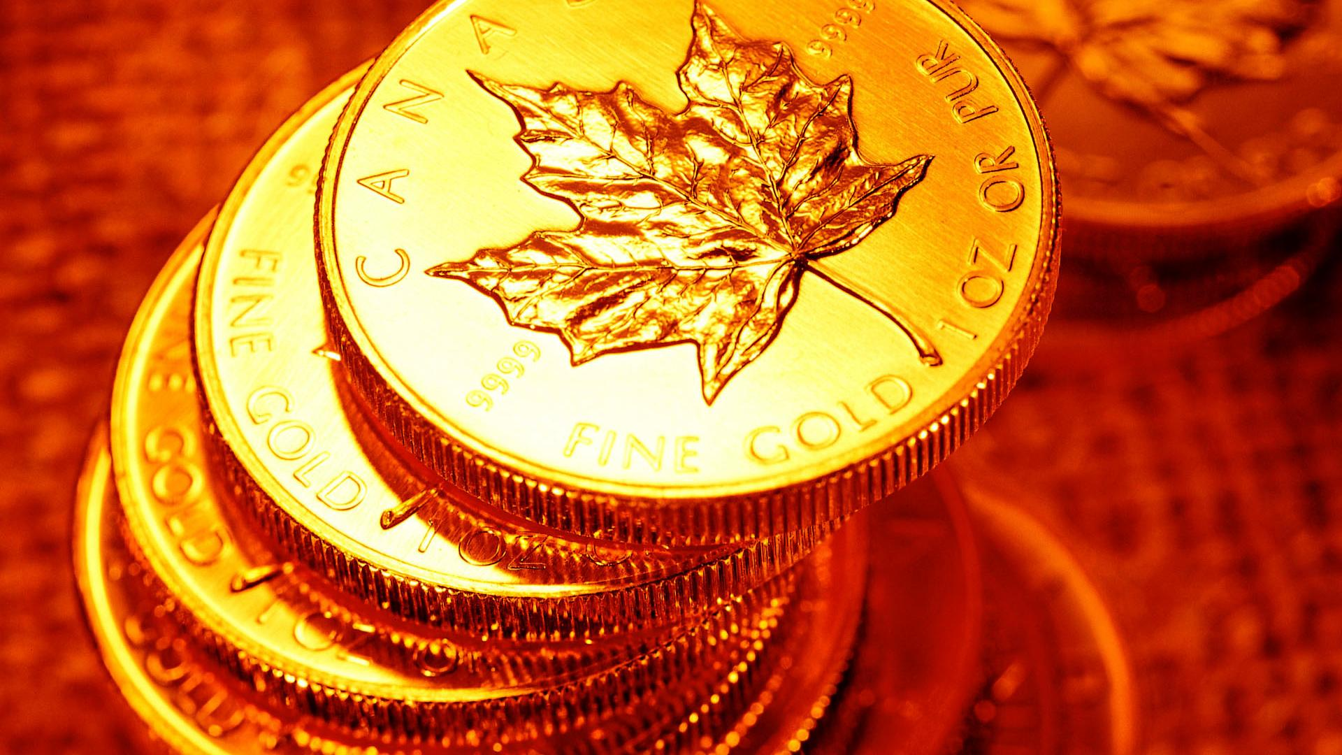Gold Wallpapers coins