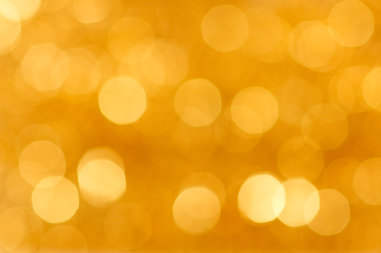 Gold Wallpapers dots