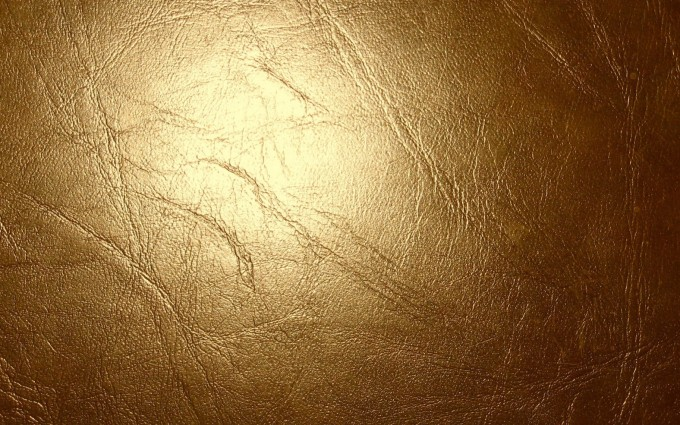 Gold Wallpapers leather