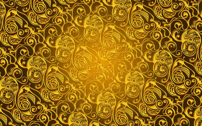 Gold Wallpapers pattern