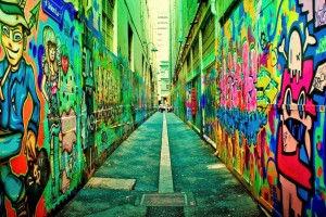 Graffiti HD Desktop Wallpapers A10