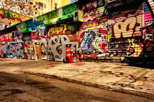 Graffiti HD Desktop Wallpapers A2