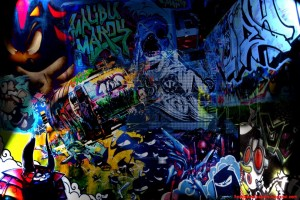 Graffiti HD Desktop Wallpapers A4