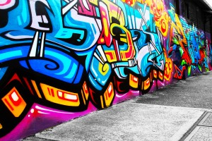 Graffiti HD Desktop Wallpapers A9