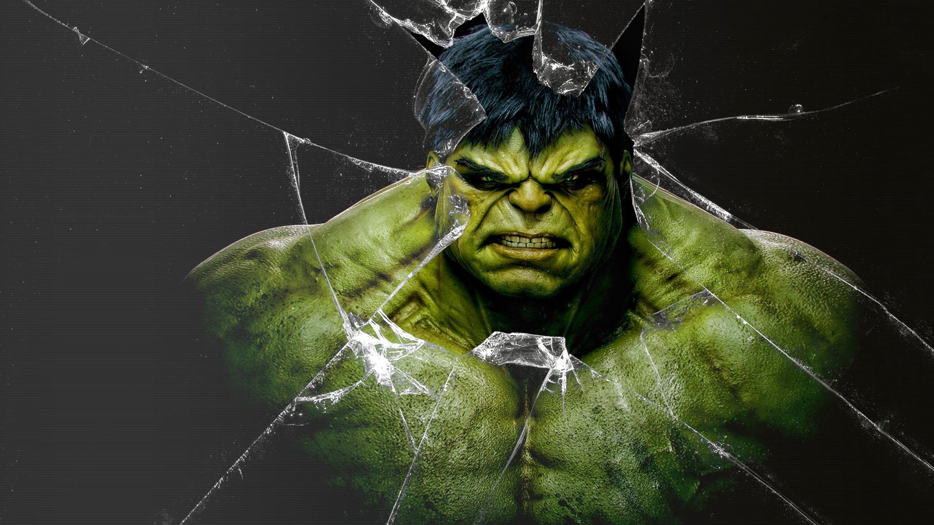 HD Hulk Wallpaper
